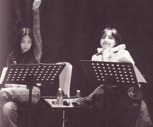 kpop, jennie, and lisa image