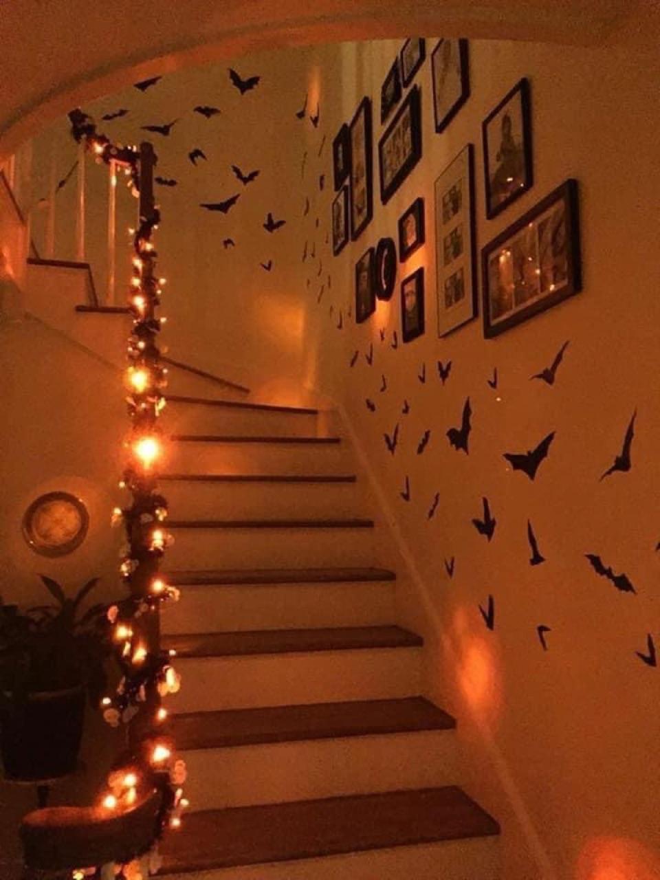 Halloween, decoration, and autumn image