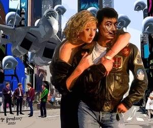 art, dali, and Tom Cruise image