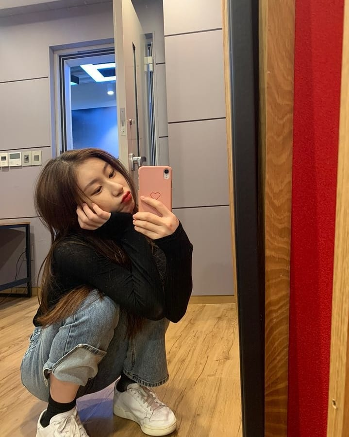 gg, selca, and chaeryeong image