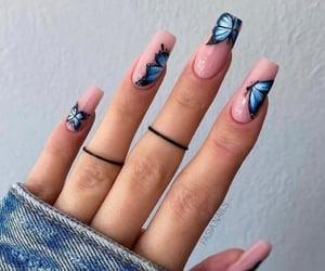 long acrylics nails image