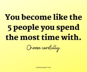 inspirational quotes, motivational quotes, and backbone power image