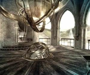 magic, harry potter, and hogwarts image