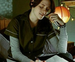 aesthetic, bella swan, and green image