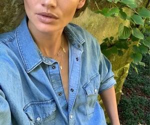 Lily Aldridge, model, and vs angel image