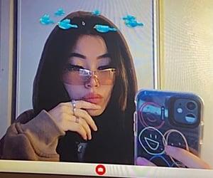 girl, aesthetic, and y2k image