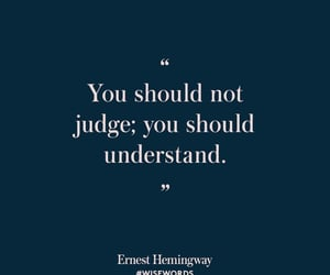hemingway and quotes image