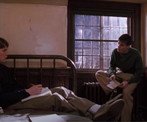dead poets society, movie, and poetry image