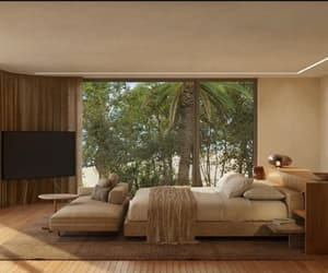 bedroom dream home nature image