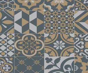 floor, retro, and flooring image