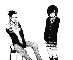 anime, uta, and comic image