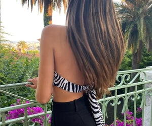 backless, blogger, and fashion image