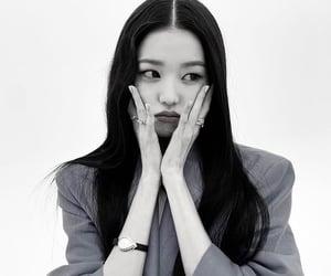 kpop, wonyoung, and izone image