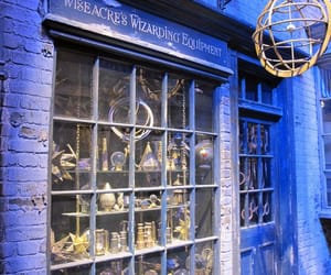 aesthetic, harry potter, and shop image