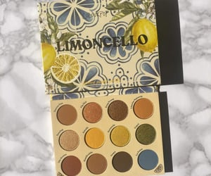 makeup, palette, and colourpop cosmetics image