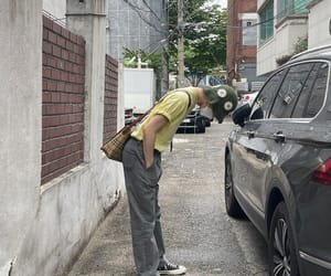 kino, pentagon, and kang hyunggu image