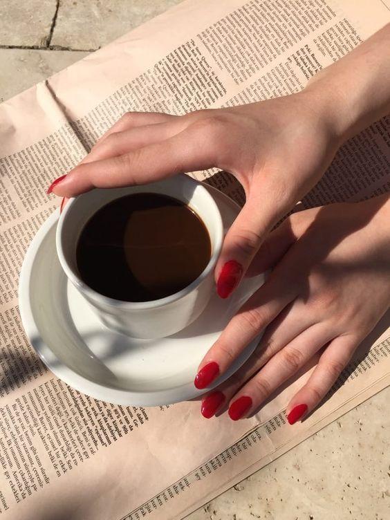aesthetic, nails, and parisian image