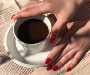 aesthetic, nails, and parisienne image