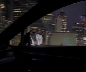 aesthetic, buildings, and car image