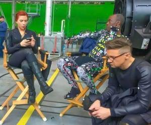 Avengers, jeremy renner, and endgame image