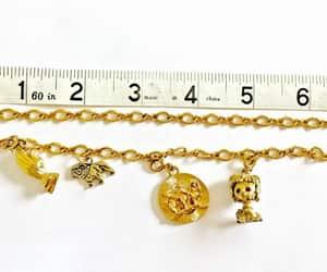 stackable bracelet, charm bracelet, and vintage jewelry image