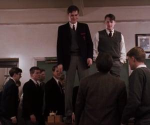 boarding school, dark academia, and boys image