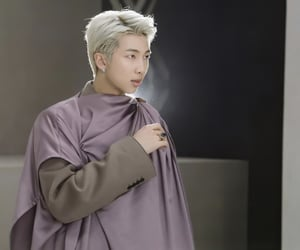 article, rm, and k-pop image