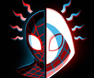 spider-man and into the spiderverse image