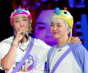 gif, taehyung, and namjoon image
