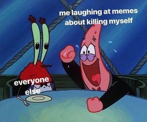 death, meme, and lmao image