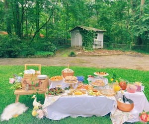 baskets, country, and farm image