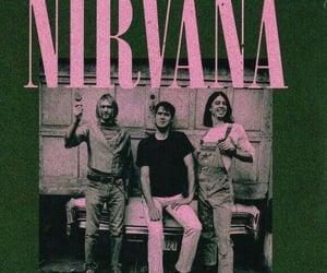90s, kurt cobain, and nirvana image