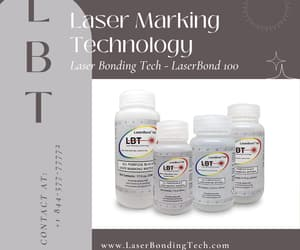 laser, tech, and marking image