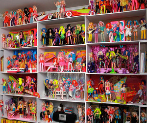 barbie, barbies, and collection image