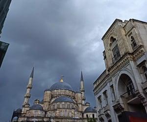 aesthetic, city, and rainy image