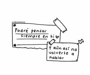 sad and español image