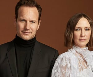 celebrities, horror movies, and the conjuring image