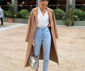 accessories, coat, and pretty image