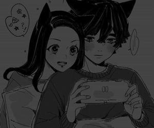 anime, gothic, and ️anime love image