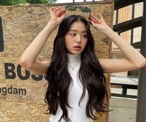 izone, wonyoung, and icons image
