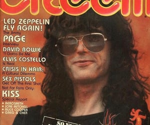 70s, led zeppelin, and jimmy page image