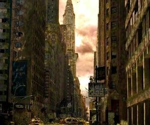 abandoned, apocalypse, and building image