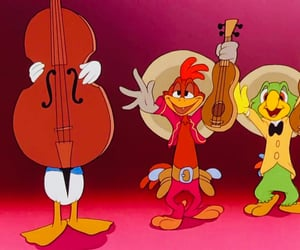 Three Caballeros, the three caballeros, and josé carioca image