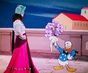 brazil, disney, and donald duck image