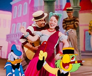 disney, donald duck, and brazil image