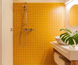 bathroom, inspiration, and decoration image