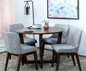 dining table set, 4 seater dining table, and dining set online image