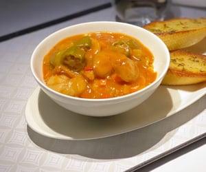 seafood, gumbo, and shrimp image