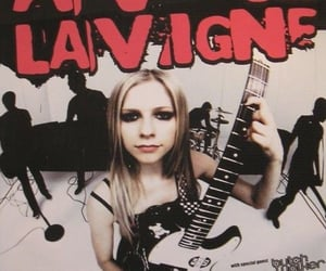 Avril Lavigne, music, and punk image