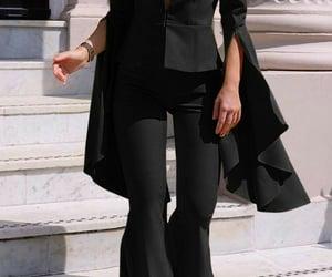 black, fashion, and stylish image
